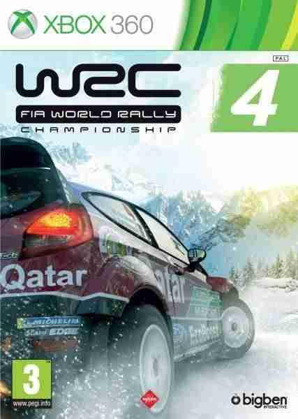 Descargar WRC FIA World Rally Championship 4 [MULTI][PAL][XDG2][COMPLEX] por Torrent
